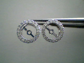 Earrings by Gems One