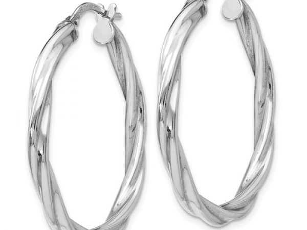 Sterling Silver Earrings by Leslie