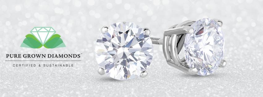 The Pure Grown Diamonds Collection